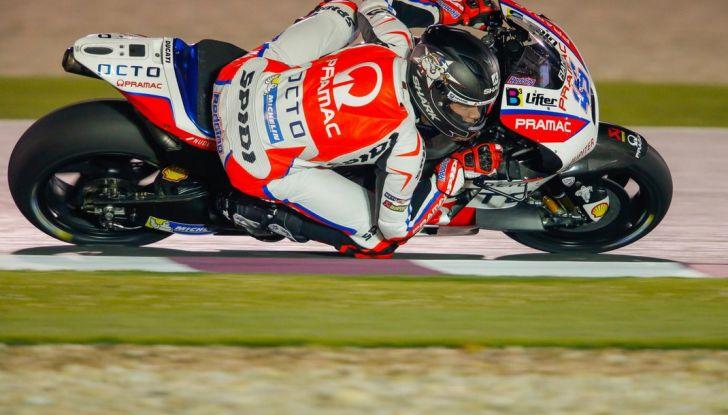 MotoGP, risultati test Losail Day 2: Vinales si riconferma col primo tempo - Foto 23 di 40