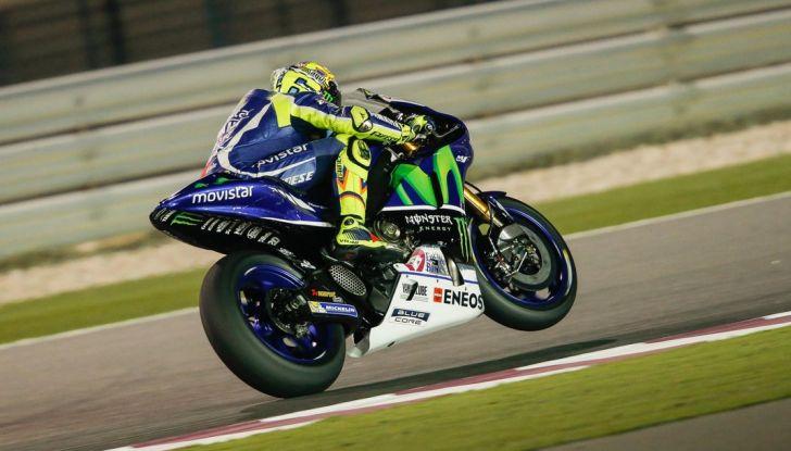 MotoGP, risultati test Losail Day 2: Vinales si riconferma col primo tempo - Foto 22 di 40