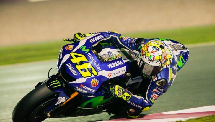 MotoGP, risultati test Losail Day 2: Vinales si riconferma col primo tempo - Foto 20 di 40