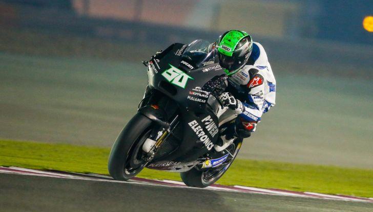 MotoGP, risultati test Losail Day 2: Vinales si riconferma col primo tempo - Foto 19 di 40
