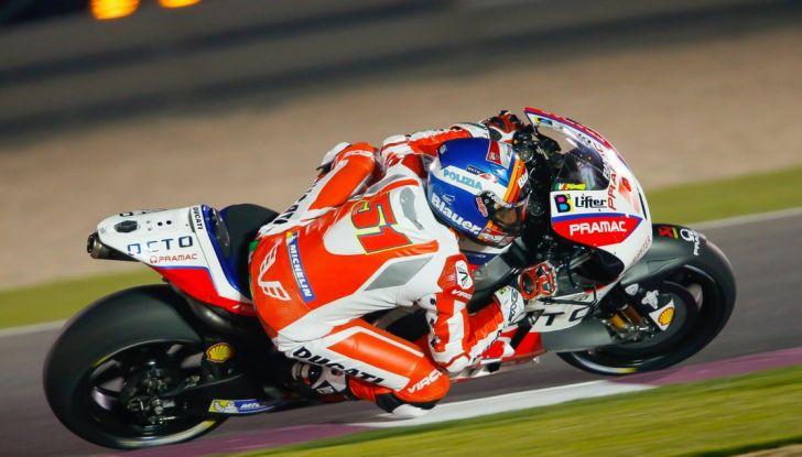 MotoGP, risultati test Losail Day 2: Vinales si riconferma col primo tempo - Foto 17 di 40