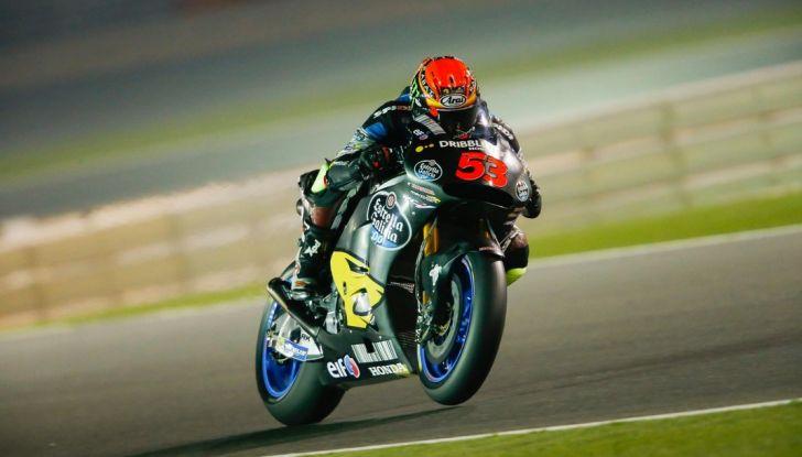 MotoGP, risultati test Losail Day 2: Vinales si riconferma col primo tempo - Foto 15 di 40
