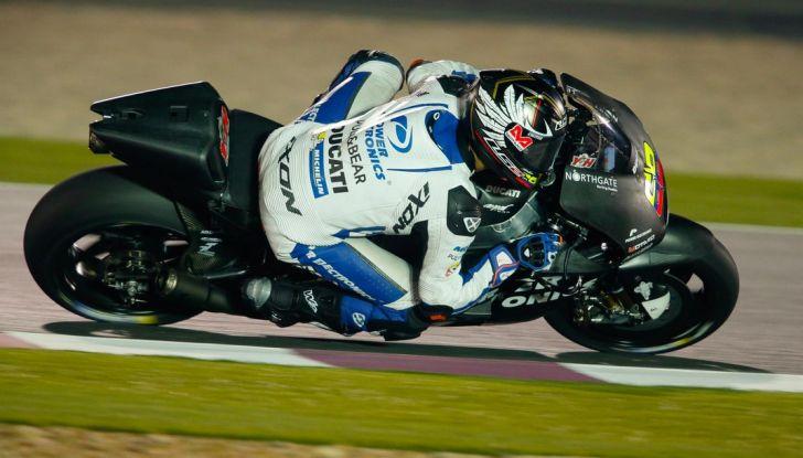 MotoGP, risultati test Losail Day 2: Vinales si riconferma col primo tempo - Foto 14 di 40