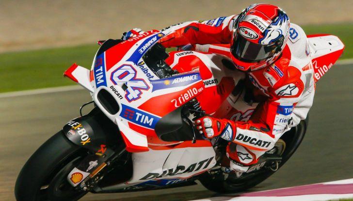 MotoGP, risultati test Losail Day 2: Vinales si riconferma col primo tempo - Foto 5 di 40