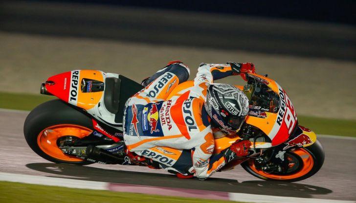 MotoGP, risultati test Losail Day 2: Vinales si riconferma col primo tempo - Foto 10 di 40