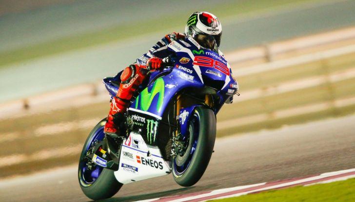 MotoGP, risultati test Losail Day 2: Vinales si riconferma col primo tempo - Foto 8 di 40