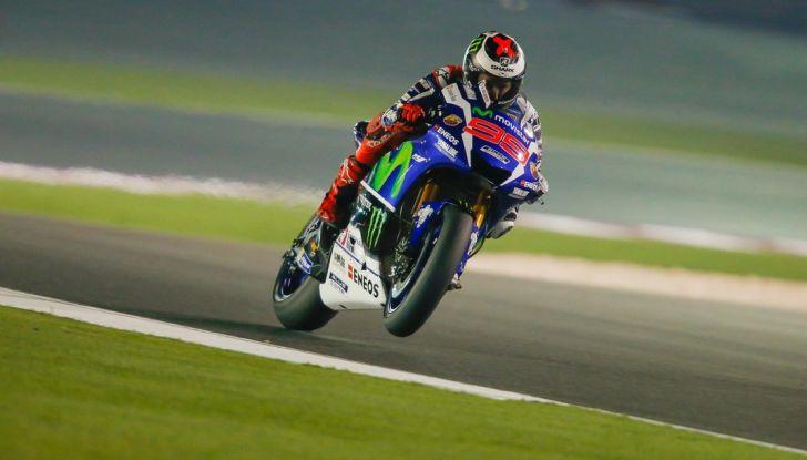 MotoGP, risultati test Losail Day 2: Vinales si riconferma col primo tempo - Foto 7 di 40