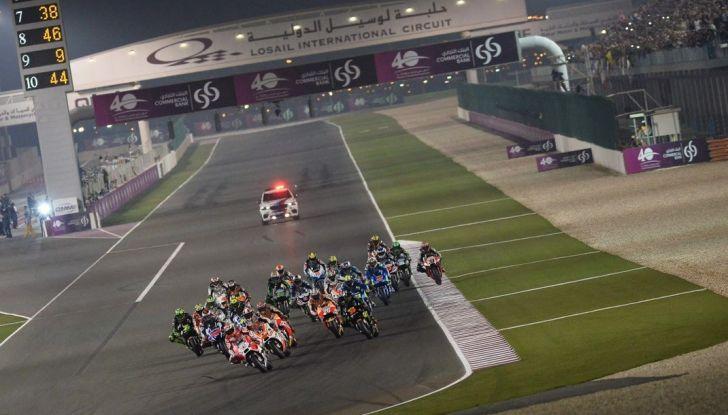 """Valentino Rossi, Test Qatar 2016: """"Siamo già pronti per la gara"""" - Foto 7 di 7"""