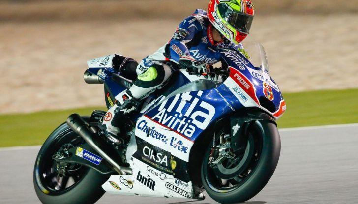 MotoGP, risultati test Losail Day 2: Vinales si riconferma col primo tempo - Foto 37 di 40