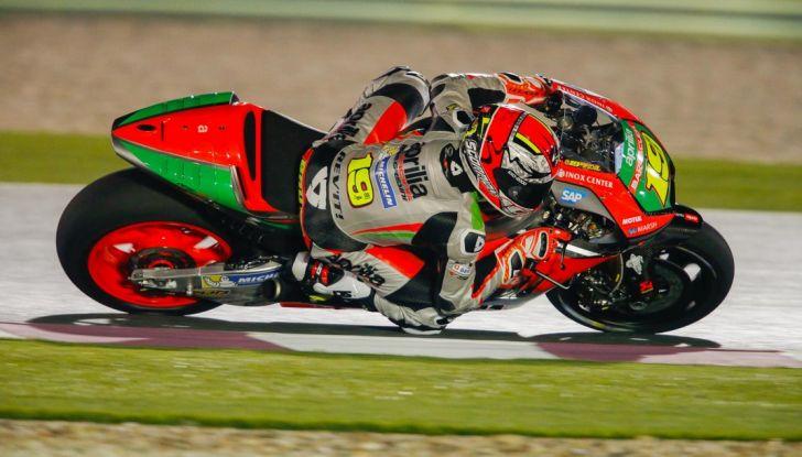 MotoGP, risultati test Losail Day 2: Vinales si riconferma col primo tempo - Foto 36 di 40