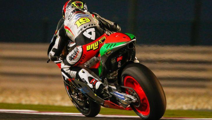 MotoGP, risultati test Losail Day 2: Vinales si riconferma col primo tempo - Foto 35 di 40