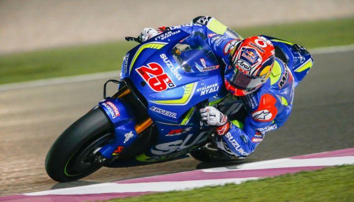 MotoGP, risultati test Losail Day 2: Vinales si riconferma col primo tempo - Foto 1 di 40