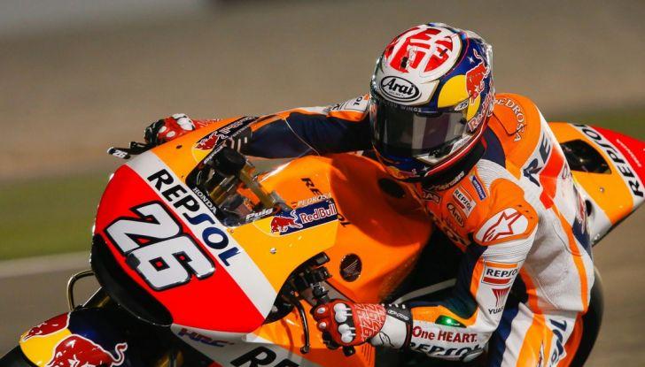 MotoGP, risultati test Losail Day 2: Vinales si riconferma col primo tempo - Foto 34 di 40