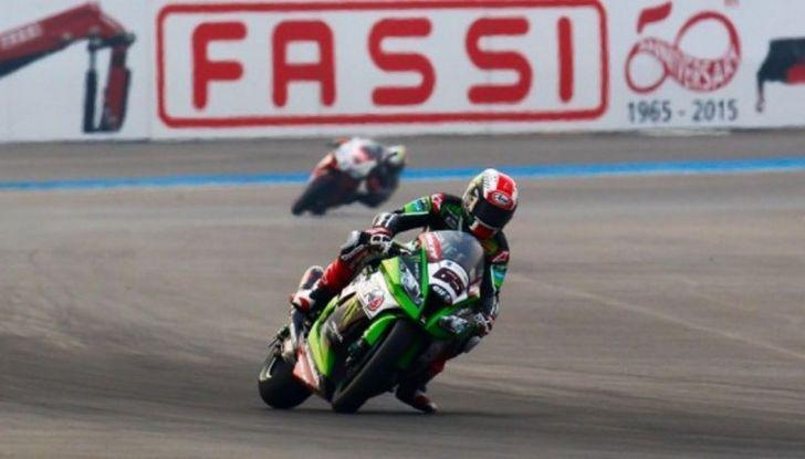 Superbike GP Thailandia: anche in Gara 2 domina una Kawasaki ma è quella di Tom Sykes - Foto 11 di 11