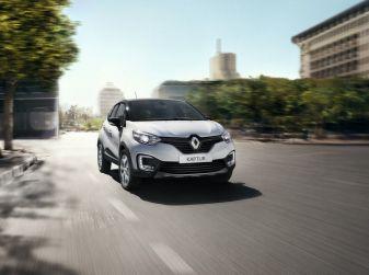 Renault Kaptur: nuovo crossover 4×4 per la Russia