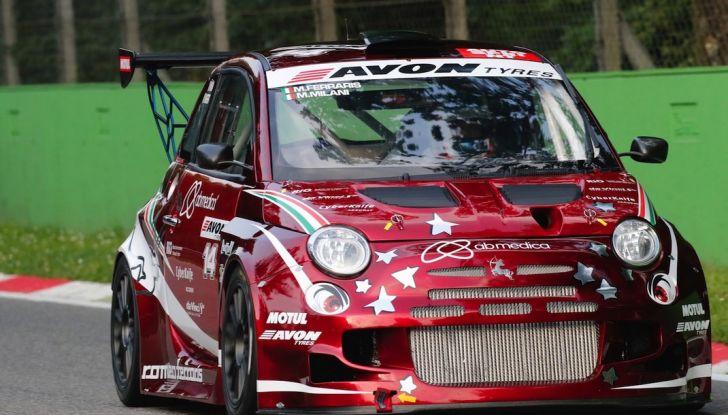 """Abarth 500 """"Cinquone"""" Romeo Ferraris: disponibile la centralina - Foto 1 di 10"""