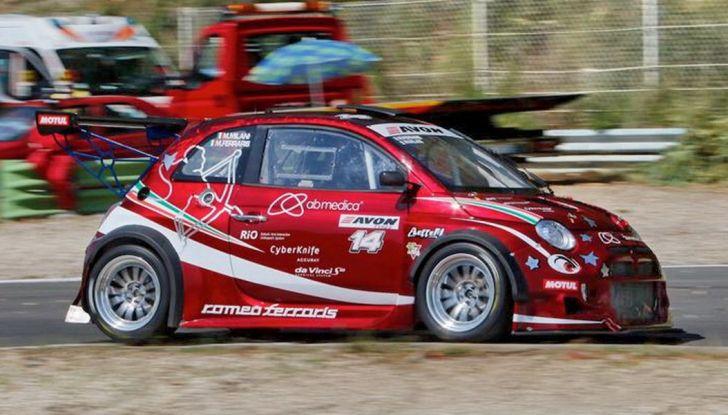 """Abarth 500 """"Cinquone"""" Romeo Ferraris: disponibile la centralina - Foto 5 di 10"""