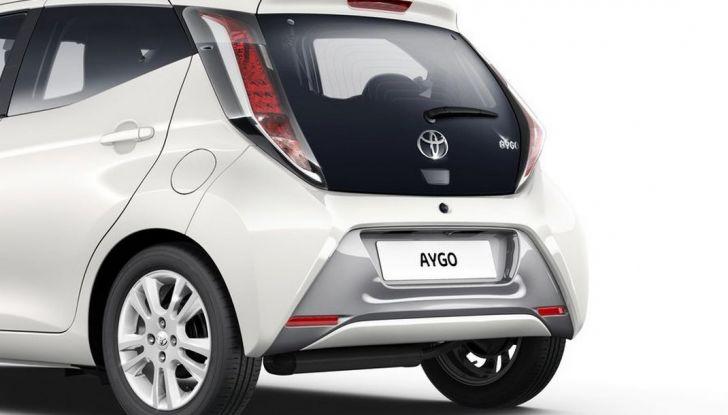 Toyota Aygo x-pure: la citycar per le donne - Foto 6 di 9