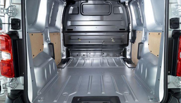 Nuovo Toyota Proace Van: gamma più ampia per tutte le esigenze - Foto 13 di 14