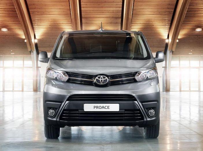 Nuovo Toyota Proace Van: gamma più ampia per tutte le esigenze - Foto 3 di 14