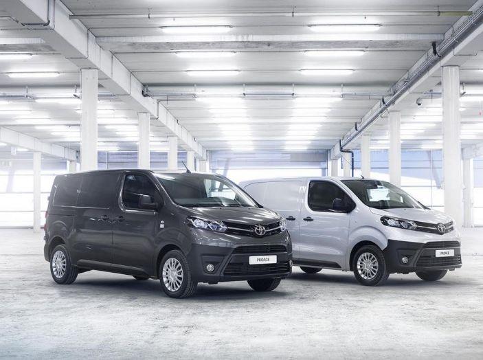 Nuovo Toyota Proace Van: gamma più ampia per tutte le esigenze - Foto 1 di 14
