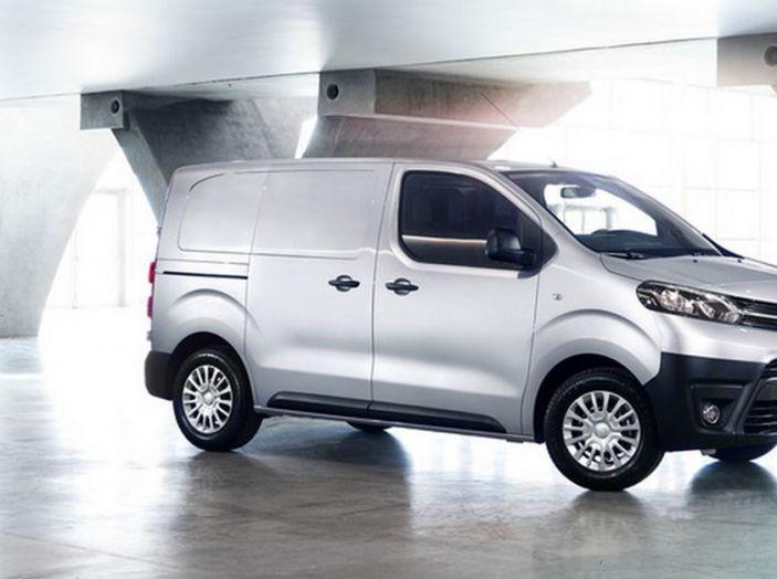 Nuovo Toyota Proace Van: gamma più ampia per tutte le esigenze - Foto 4 di 14