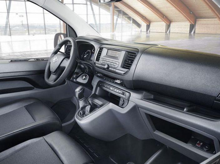Nuovo Toyota Proace Van: gamma più ampia per tutte le esigenze - Foto 8 di 14