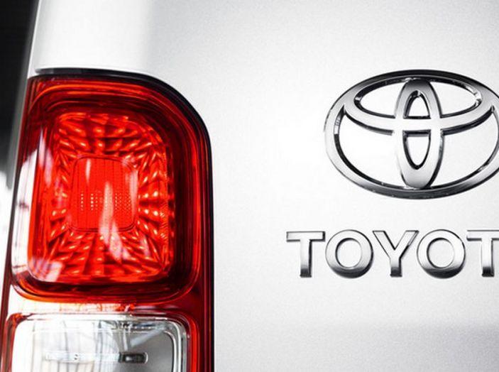 Nuovo Toyota Proace Van: gamma più ampia per tutte le esigenze - Foto 9 di 14