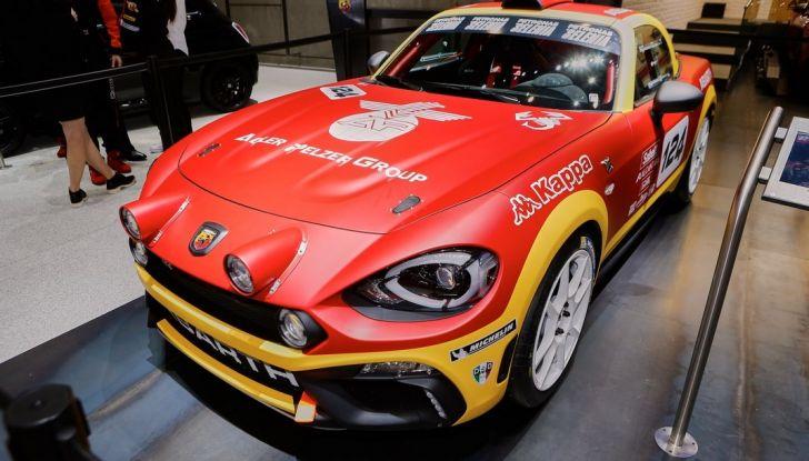 Abarth 124 Rally - Foto 3 di 15