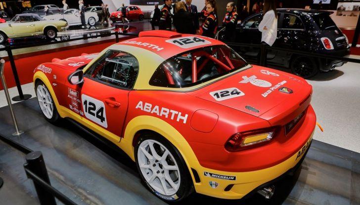 Abarth 124 Rally - Foto 10 di 15