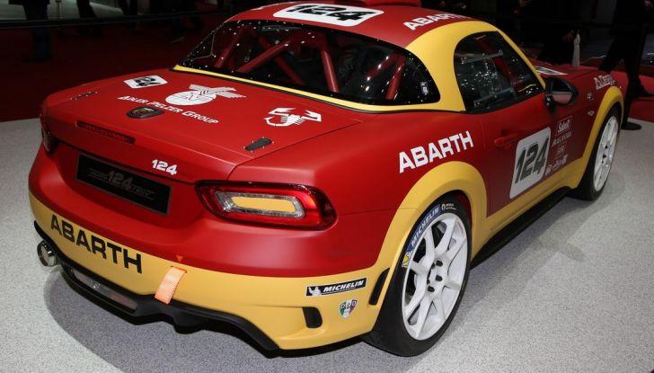 Abarth 124 Rally - Foto 11 di 15