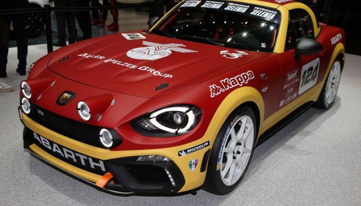 Abarth 124 Rally - Foto 13 di 15