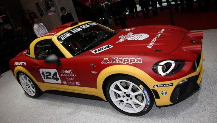 Abarth 124 Rally - Foto 14 di 15