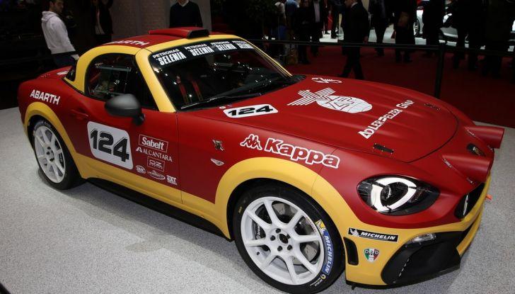 Abarth 124 Rally - Foto 15 di 15