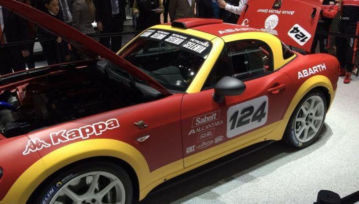 Abarth 124 Rally - Foto 4 di 15