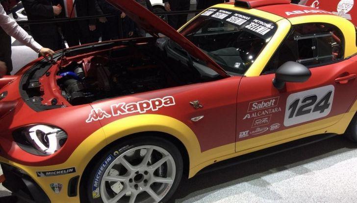 Abarth 124 Rally - Foto 5 di 15