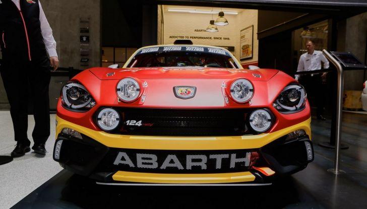 Abarth 124 Rally - Foto 2 di 15