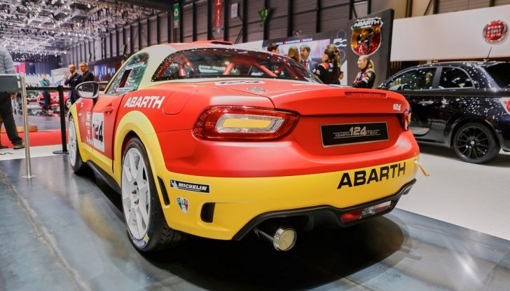 Abarth 124 Rally - Foto 9 di 15