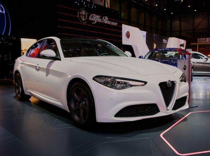 Nuova Alfa Romeo Giulia: il 15 aprile il via agli ordini