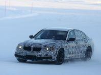 BMW M5 foto spia della futura generazione