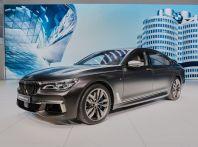 Nuova BMW M760Li xDrive