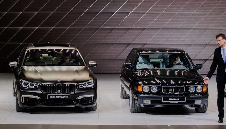 Nuova BMW M760Li xDrive - Foto 6 di 34