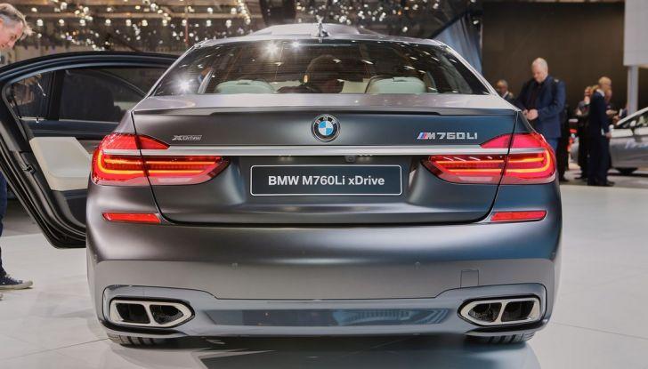 Nuova BMW M760Li xDrive - Foto 20 di 34