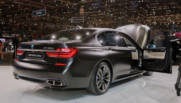 Nuova BMW M760Li xDrive - Foto 25 di 34