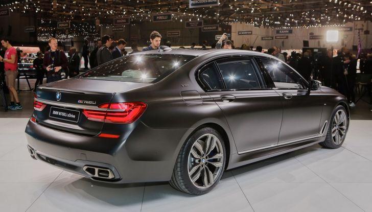 Nuova BMW M760Li xDrive - Foto 3 di 34