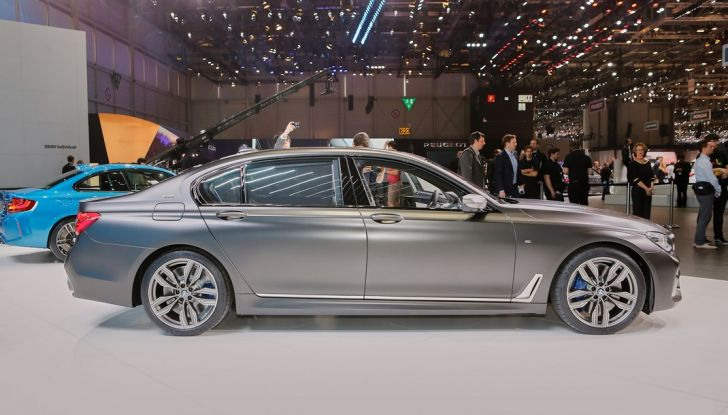 Nuova BMW M760Li xDrive - Foto 2 di 34