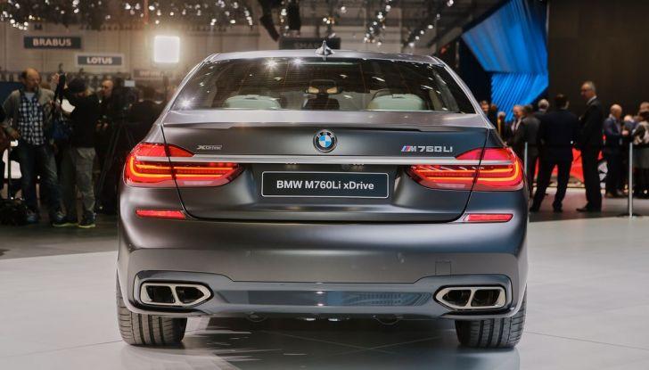 Nuova BMW M760Li xDrive - Foto 4 di 34