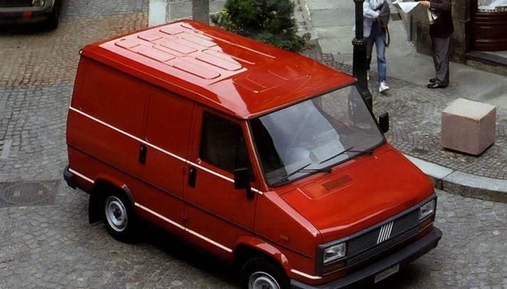 Fiat Talento, il nuovo commerciale di Fiat Professional - Foto 3 di 6