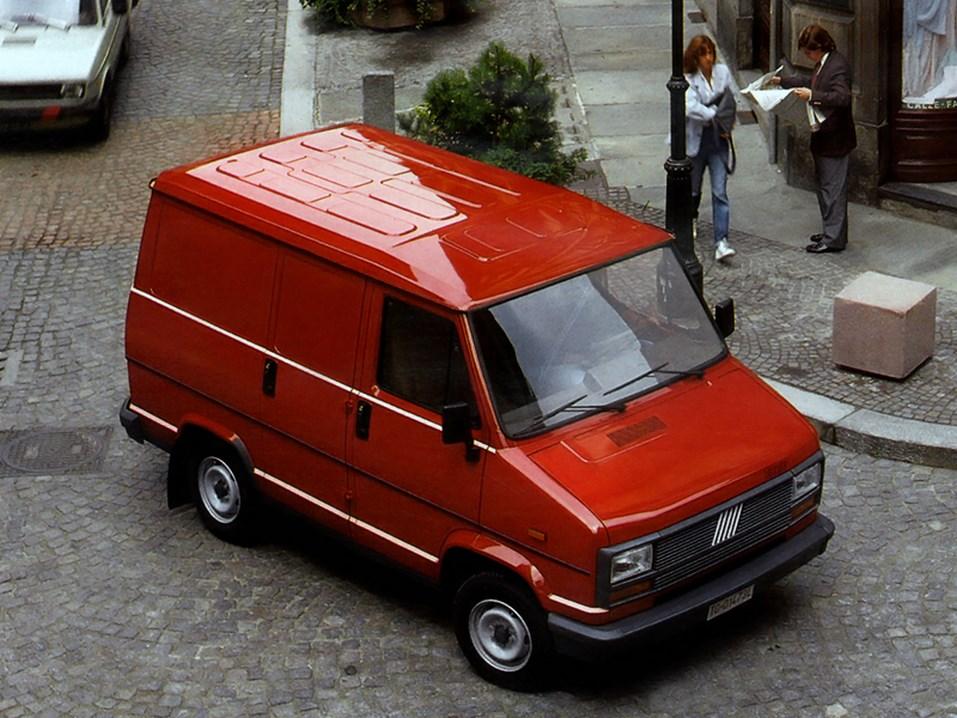 Fiat Talento Il Nuovo Commerciale Di Fiat Professional Infomotori