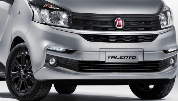 Fiat Talento, il nuovo commerciale di Fiat Professional - Foto 2 di 6